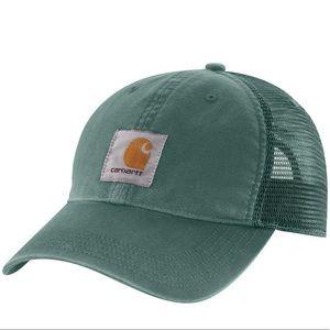 NWT Carhartt Buffalo Sandstone Meshback Cap Hat